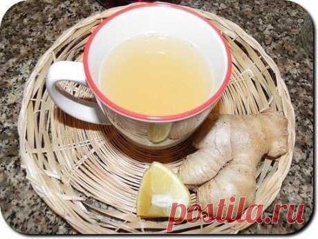 Почему нужно начать пить имбирный чай уже сегодня!