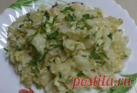 Макароны с яйцом на сковороде. 5 рецептов быстрого приготовления простого блюда