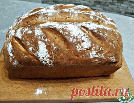 Хлеб пшенично-ржаной в духовке | ПОВАРЁНОК.РУ | Яндекс Дзен
