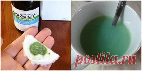 Хлорофіліпт — копійчаний засіб, від багатьох захворювань. Основні способи застосування. Хлорофіліпт – це спиртовий розчин екстракту з листя евкаліпту. Він має насичено зелений колір та характерний аромат. Цей препарат має антисептичну й протизапальну дію та широко використовується у медицині і косметології. Хлорофіліпт також випускається у