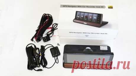 Авто-регистратор DVR T7 - 3 в 1 Android - Регистратор - GPS Навигатор: 2 350 грн. - GPS-навигаторы / авторегистраторы Киев на Olx