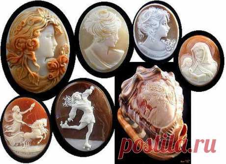 Камея - символ утончённой красоты