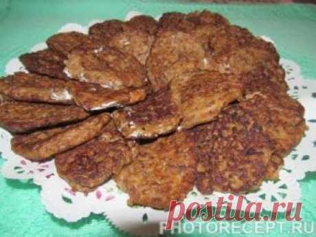 Печеночные котлеты из куриной печени - рецепт с фото пошагово Печеночные котлеты из куриной печени - пошаговый кулинарный рецепт приготовления с фото, шаг за шагом.