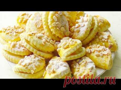Авторский рецепт . Ozumemexsus cox dadli bismis kremli kurabiyeler