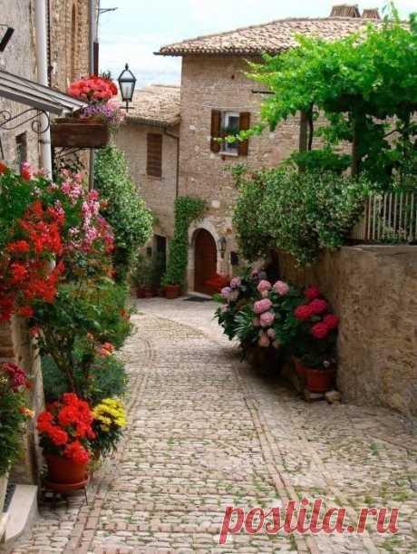 Улочки Италии - Путешествуем вместе