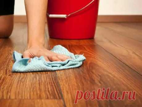 Как выбрать тряпку для пола - Уборка в доме - медиаплатформа МирТесен