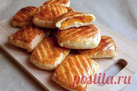 """Пирожки """"Осенние"""" - вкусные с сочной начинкой"""