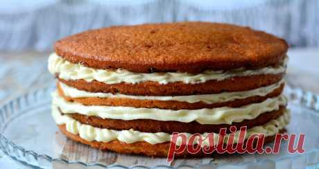 Simple korzhi para la torta Si vas a cocer korzhi para la torta en cantidad de 10 piezas, es difícil creer que esto es posible hacer a todo por las medias horas. ¡Pero esto es posible! Y luego será necesario simplemente preparar