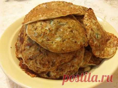 Las croquetas de los calabacines - las recetas Simples Овкусе.ру