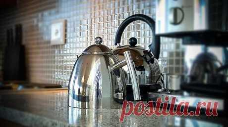 Как очистить чайник от накипи: простой способ :: Жизнь