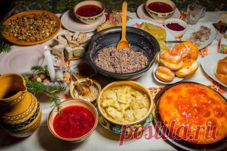 Меню на Рождество —12 рецептов блюд на Сочельник Что готовят на Рождество: 12 традиционных блюд для Святого Вечера. Рецепты блюд для Рождественского Сочельника.