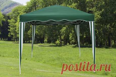 Тент шатер автомат-трансформер складной Green Glade 3001 купить по лучшей цене недорого с доставкой, отзывы в разделе Садовые шатры и тенты