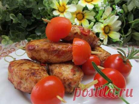 Люля из курицы на сковороде | Foodbook.su Необыкновенно сочные и вкусные люля!