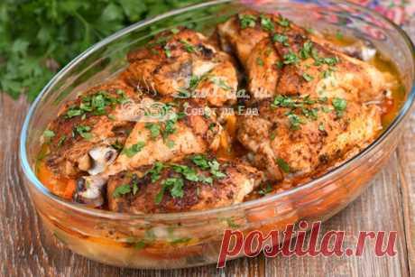 Курица на овощной подушке (просто готовить и очень вкусно) | Совет да Еда | Яндекс Дзен