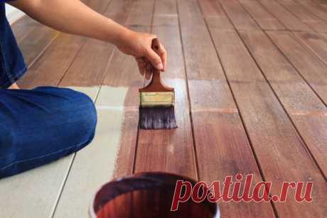 И дачу в придачу. Чем покрасить деревянный дом снаружи | Постройки на участке (Огород.ru)