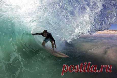 Лучшие места для любителей серфинга!
