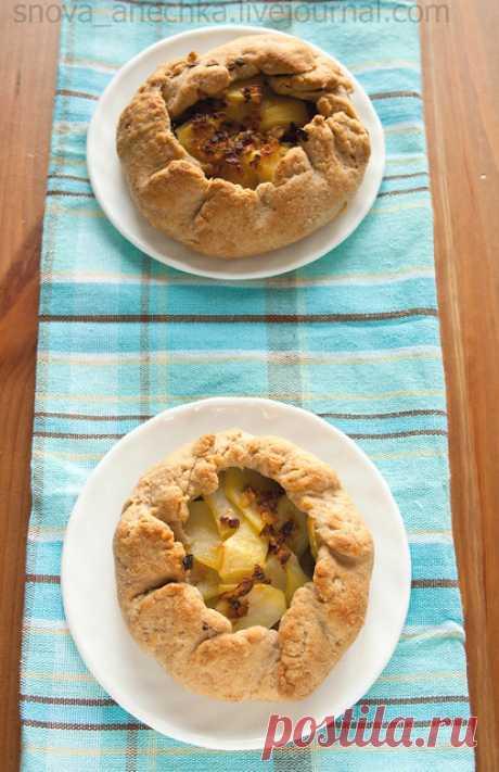 Постная гречневая галета с картофелем и луком - Понемногу обо всем — LiveJournal