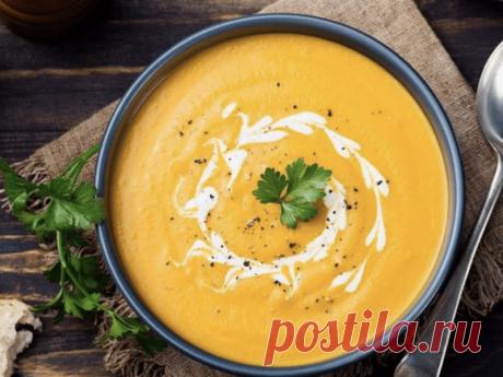 Лёгкий, веганский, конопляный суп с веганской сметаной – О₂ НАТУРАЛЬНЫЕ ПРОДУКТЫ