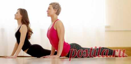 Сукшма Вьяяма: разминка в йоге и последовательность асан