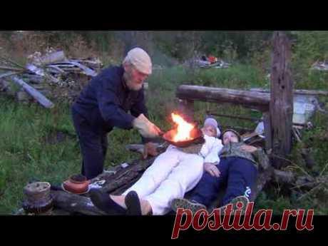 Очищение огнем и воском