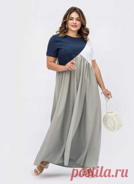 Поиск по-настоящему красивой и стильной одежды для полных женщин часто становится проблемой. Нередко женщинам с фигурами плюс сайз приходится довольствоваться крайне посредственными вещами из ассортимента магазинов больших размеров.