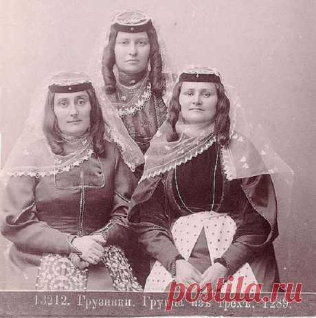 11 документальных фотографий Грузии конца XIX века