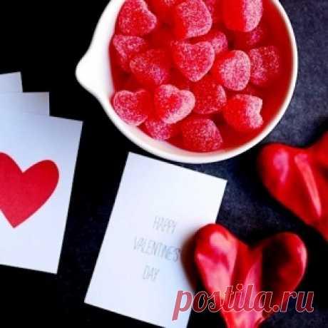 20 подарков своими руками ко Дню Святого Валентина
