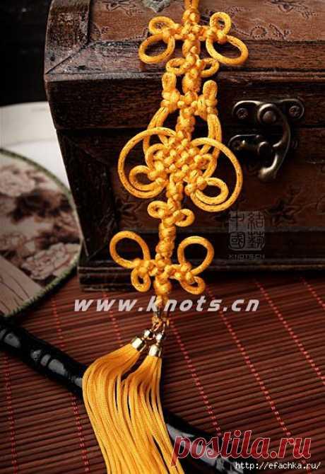 (+1) - Китайские узлы   СВОИМИ РУКАМИ