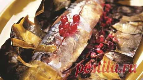 Скумбрия, фаршированная смородиной, пошаговый рецепт с фото Скумбрия, фаршированная смородиной. Пошаговый рецепт с фото, удобный поиск рецептов на Gastronom.ru