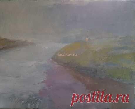 Седина - Официальный сайт художника Игоря Ясакова