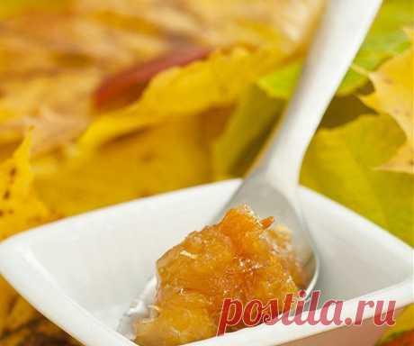 Тыквенно-цитрусовый джем рецепт – американская кухня: выпечка и десерты. «Еда»