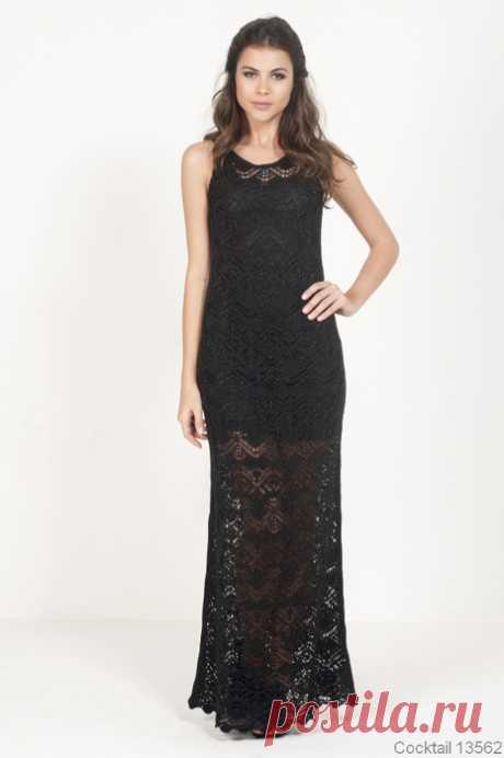 Схемы для платья Cecilia Prado oт len@