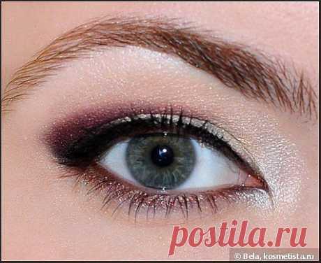 Выразительный макияж глаз — Отзывы о косметике — Косметиста