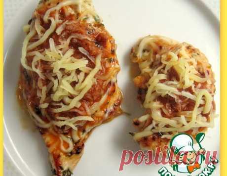 Куриные грудки по-итальянски – кулинарный рецепт