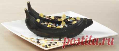 Запеченые бананы «Черный принц» | Новости, обзоры, акции в интернет-магазине TOP SHOP