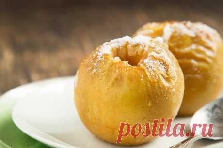 Печеные яблоки рецепт приготовления блюда | Смачно Как приготовить печеные яблоки. Рецепт приготовления печеных яблок.
