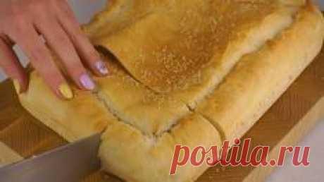 Постный луковый пирог: бесподобный рецепт из минимума продуктов