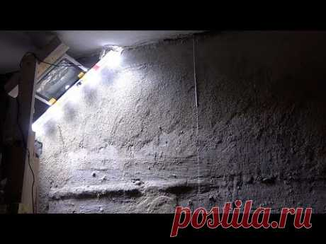 Свет для маляра | лампа для малярных работ | light for the painter