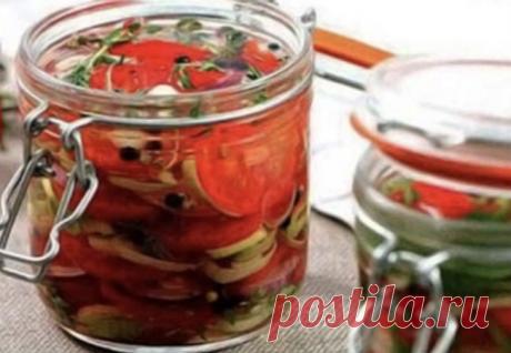 Быстрые маринованные помидоры: настолько вкусно, что нужно делать сразу вдвое больше