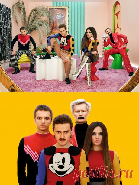 Рудковская высказалась о песне Little Big для Евровидения - Кино Mail.ru