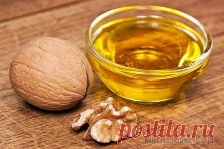 Польза и применение настойки грецкого ореха...