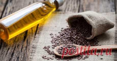 Льняное масло – эликсир молодости и красоты | Думочка