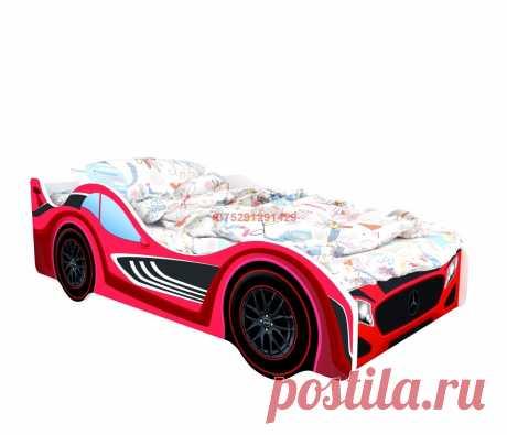 Кровать-машинка Классик Мерседес: купить в Минске недорого, низкие цены, скидки, рассрочка