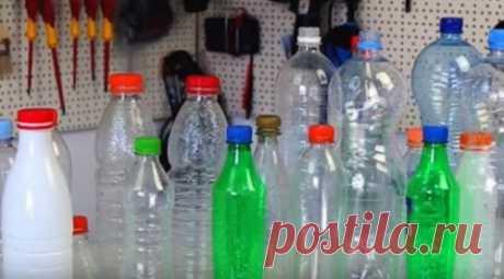 70 идей из пластиковых бутылок! Для людей с фантазией не составит труда превратить ненужные вещи в настоящие шедевры…