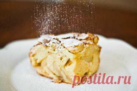 Шарлотка | Кулинарная школа Оксаны Путан - простые и понятные рецепты с фотографиями