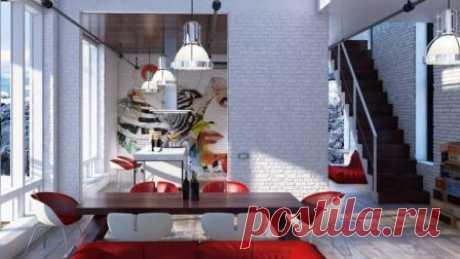 Стиль авангард в интерьере квартиры: описание, особенности стиля Особенности стиля авангард в интерьере квартиры или дома, описание, характеристики авангардизма в дизайне интерьера, оформление комнат в современном стиле авангард.