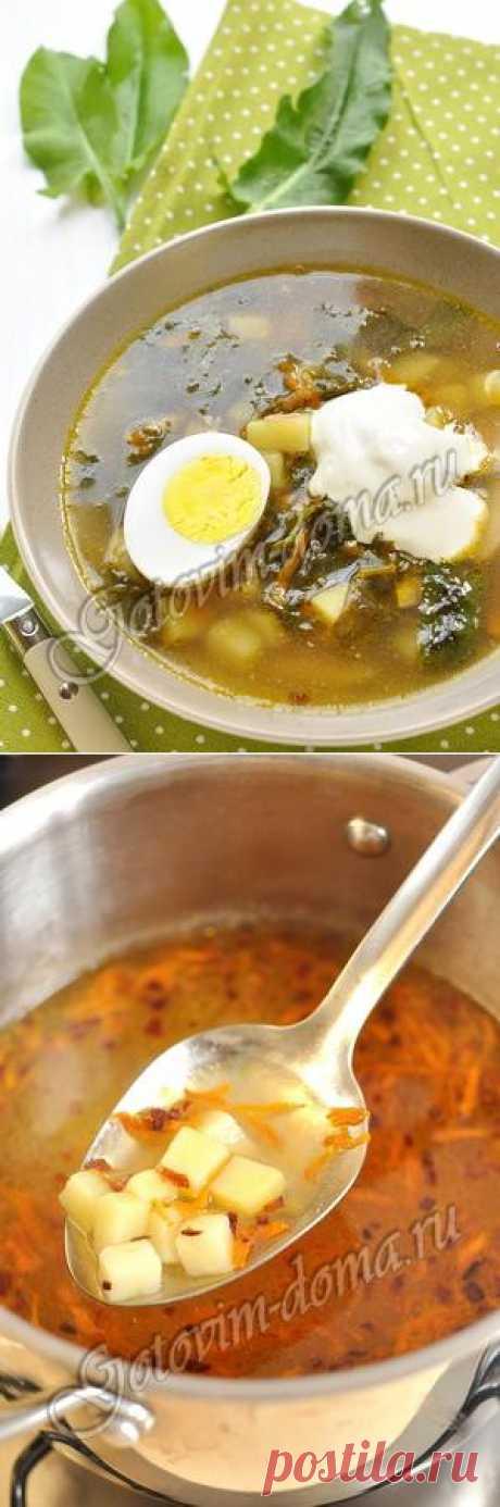La sopa de acedera