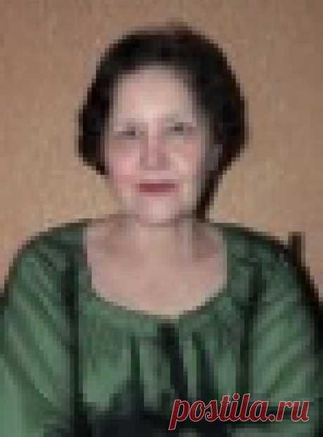 Галина Щукина