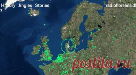 ✨ Фантастический сайт: местное радио со всего света