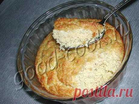 запеченное суфле из икры, рецепт приготовления